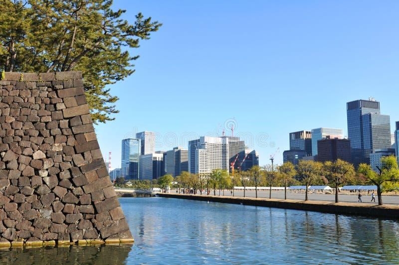 panorama Tokyo obraz royalty free