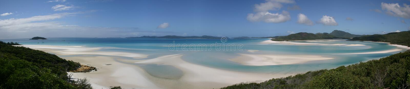 panorama tropikalna zdjęcie stock