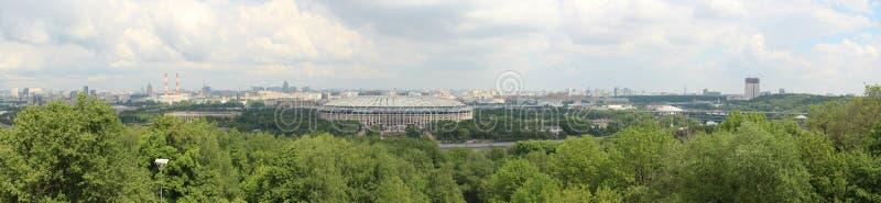Panorama van de Musheuvels stock afbeeldingen