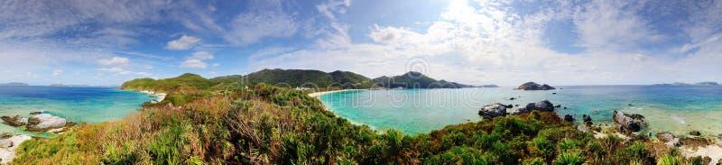 Het Landschap van Okinawa stock afbeeldingen