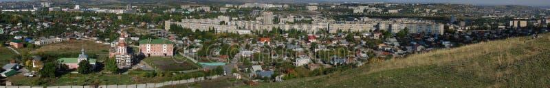 Panorama van het Leninist gebied royalty-vrije stock foto