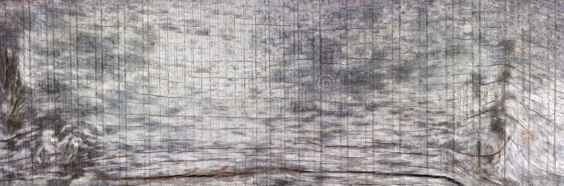 Panorama van oude houten textuur royalty-vrije stock foto