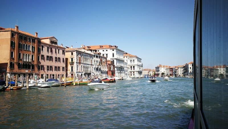 Panorama Venedig lizenzfreies stockbild