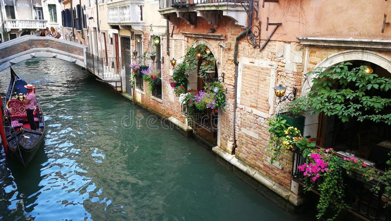 Panorama Venezia immagine stock libera da diritti