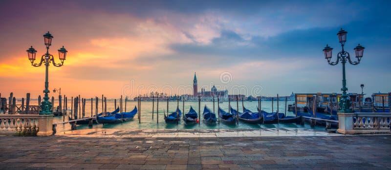 panorama Venice fotografia stock