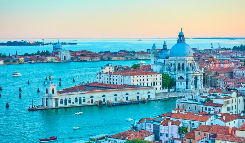 panorama Venice obrazy royalty free