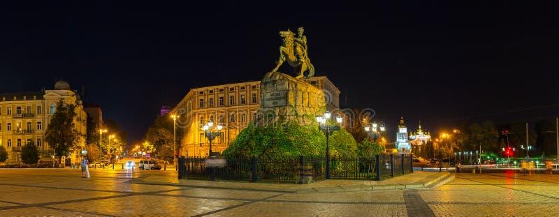 Panorama von St. Sophia Square lizenzfreies stockfoto