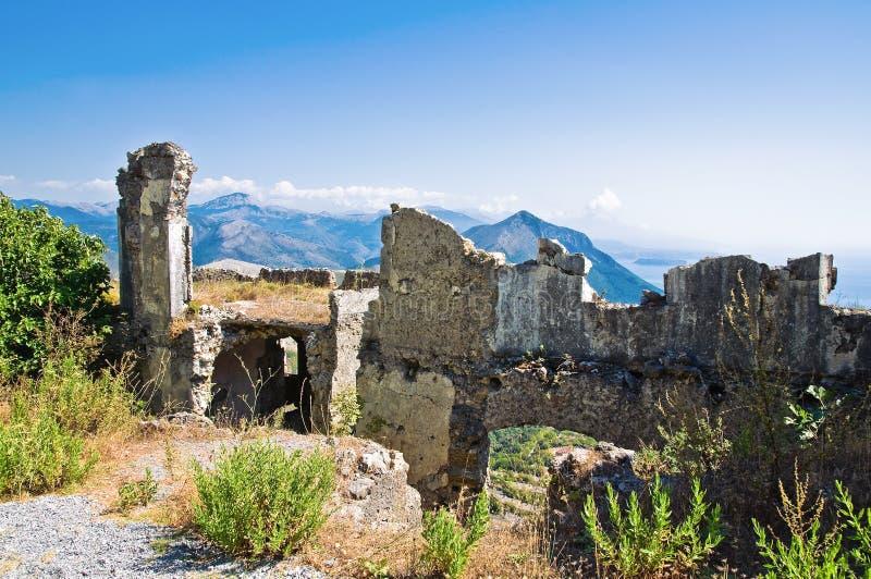 Download Panoramablick Von Maratea. Basilikata. Italien. Stockbild - Bild von architektonisch, panoramisch: 27726289