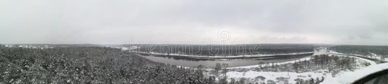 PanoramaHigh fotografia stock