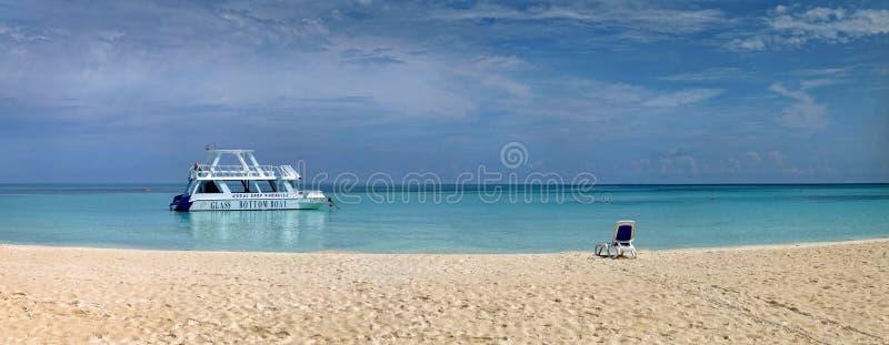 Panoramas des Meeres und der Inseln lizenzfreies stockfoto
