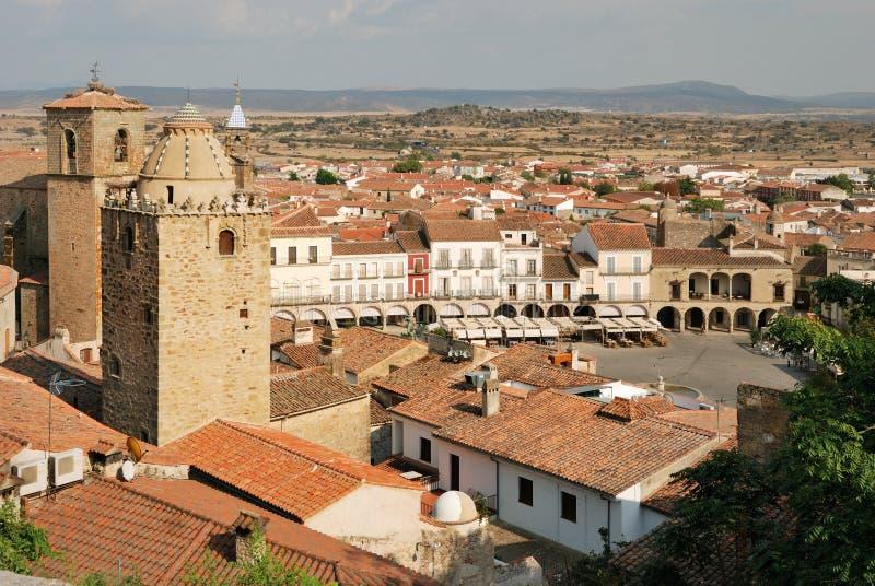 panorame trujillo города стоковые фото
