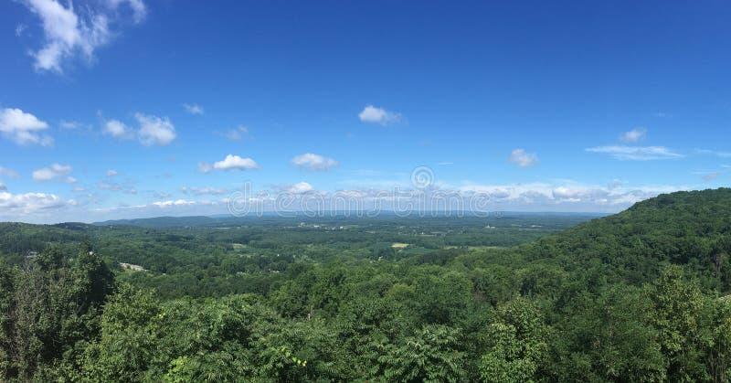panoramic imagem de stock royalty free