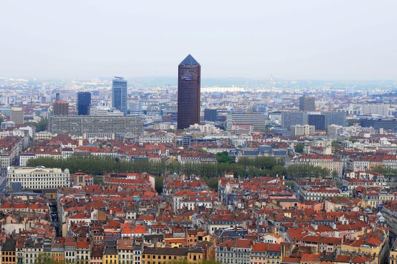 Download Panoramic Aerial View At Lyon Editorial Stock Image - Image: 18411329