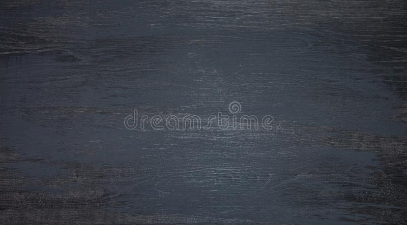 Panoramic dark grey Wood runge Texture Close up royalty free stock photo