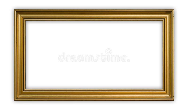 Panoramic frame stock photos