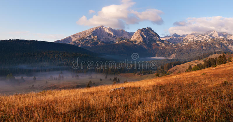 Download Panoramic Landscape. Durmitor National Park - Montenegro 4 Stock Image - Image: 34269453