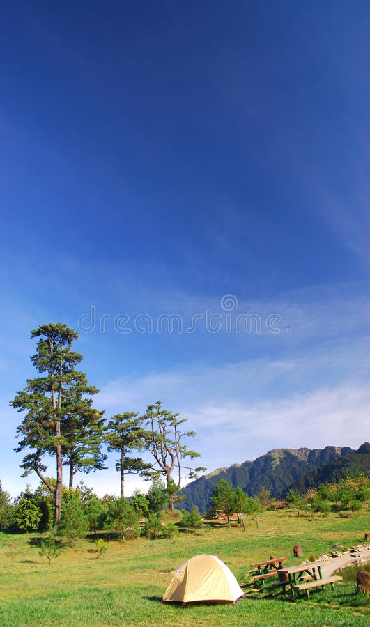 Download Panoramic mountain scenery stock image. Image of asia - 16590911