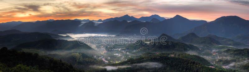 Download Panoramic rural scenery stock image. Image of majestic - 17242691
