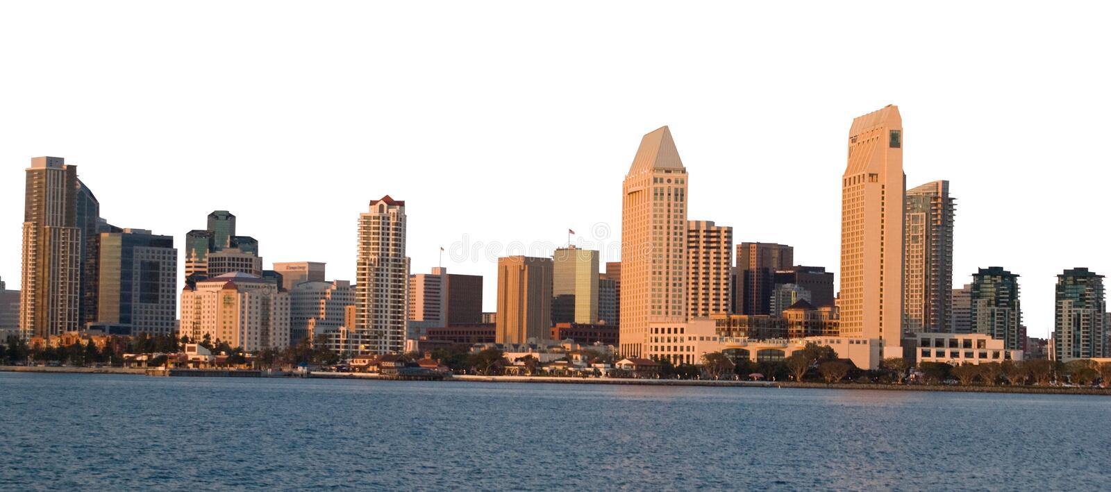 Download Panoramic Of San Diego Royalty Free Stock Photography - Image: 5044287