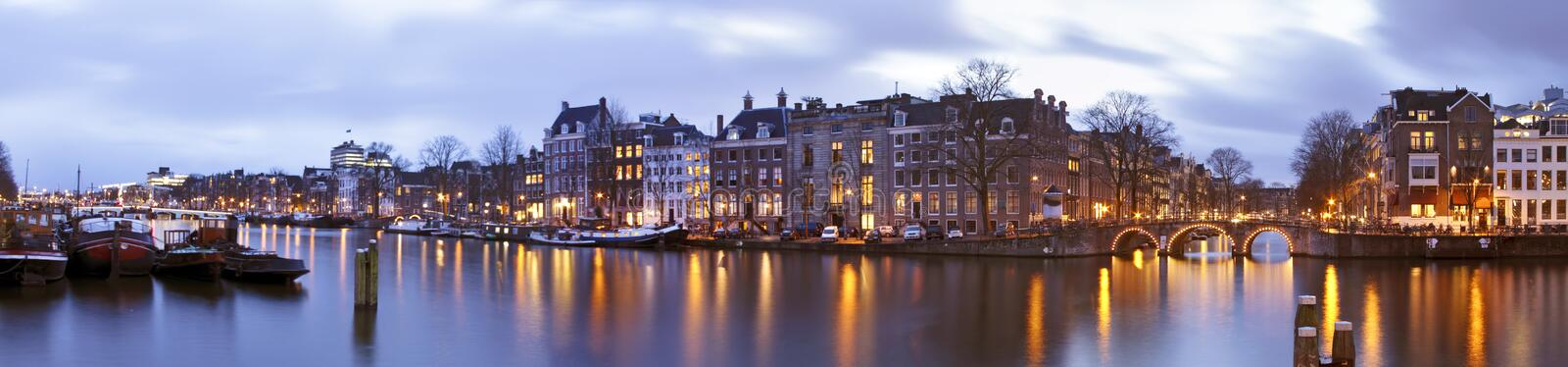 Download Panoramic View From Amsterdam Netherlands Stock Photo - Image: 22351028
