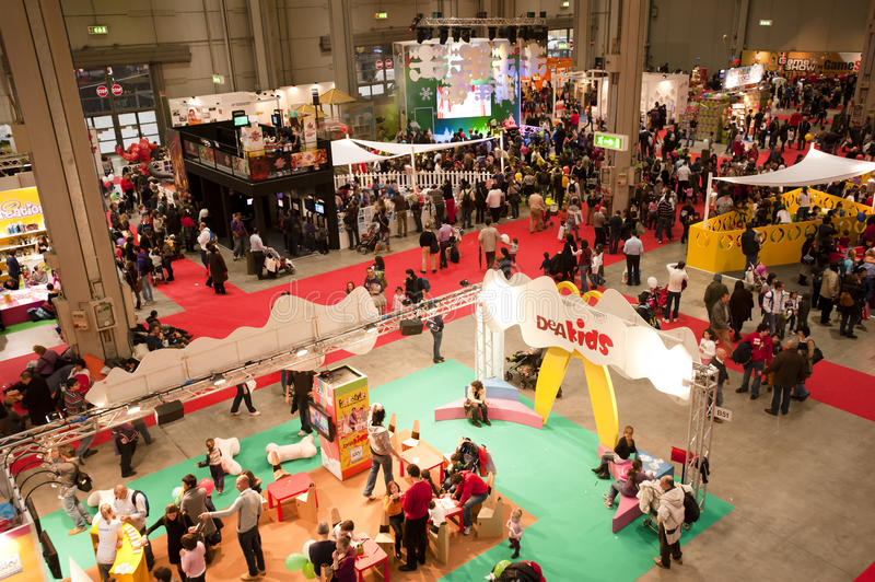 Images Of The Milan Craft Fair