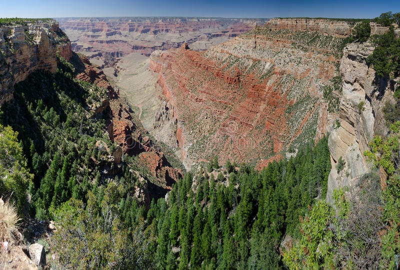 Download Panoramic View Of The Grand Canyon Stock Photo - Image: 27234050
