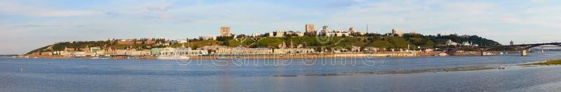 Download Panoramic View Of Nizhny Novgorod Stock Photo - Image: 23585652