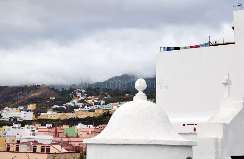 Santa Cruz de La Palma, Canary Islands stock images