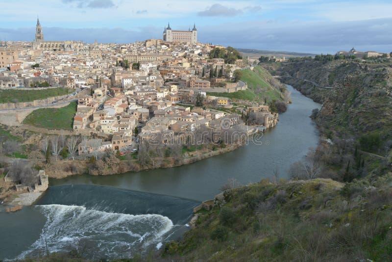 Toledo royalty free stock photo