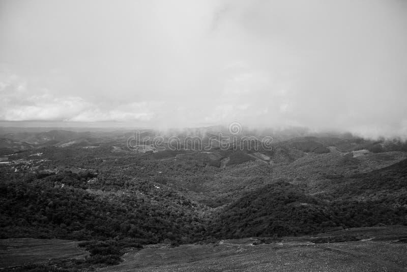 Panoramica da natureza fotografia royalty free