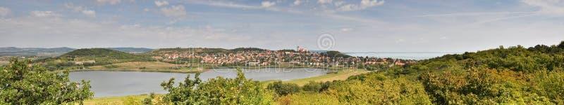 panoramiczny widok zdjęcie stock