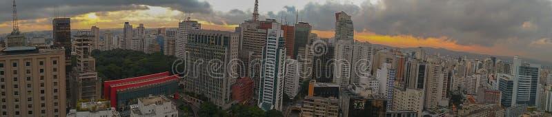 panoramique photographie stock libre de droits