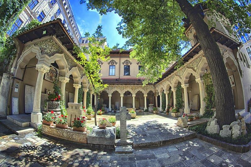 Panoramische kerk - royalty-vrije stock foto