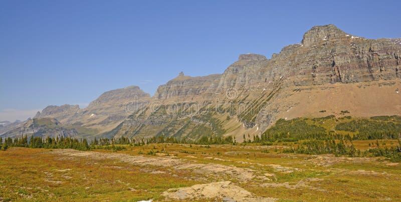 Panoramische Rand in het Amerikaanse Westen stock afbeelding