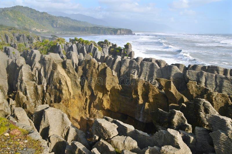 A panqueca balanç Nova Zelândia fotos de stock royalty free