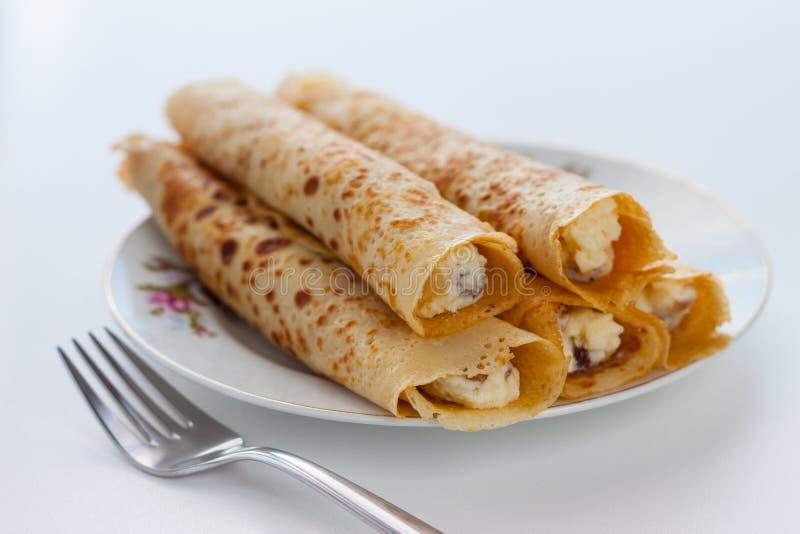Download Panqueca doce foto de stock. Imagem de placa, gourmet - 29846202