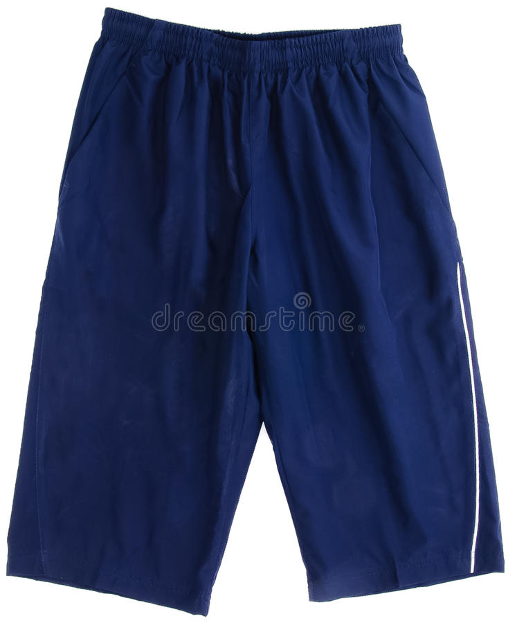 Free Pant S. Child S Shorts Pant S On A Background Royalty Free Stock Photos - 38458698