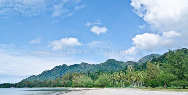 Pantai Kok Langkawi Malaysia Stock Image
