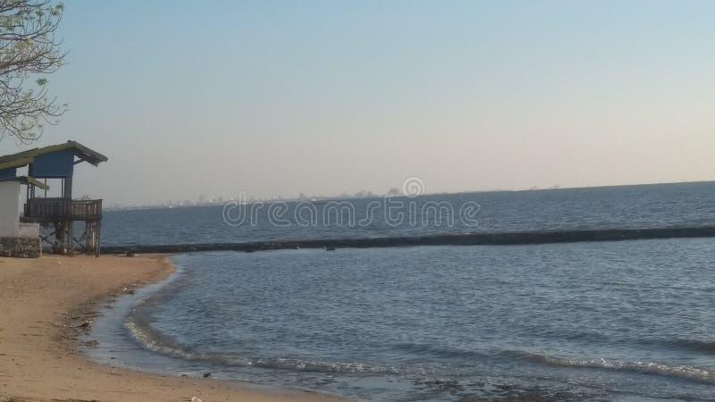 Pantai Kuri - Fadly Saleh photographie stock