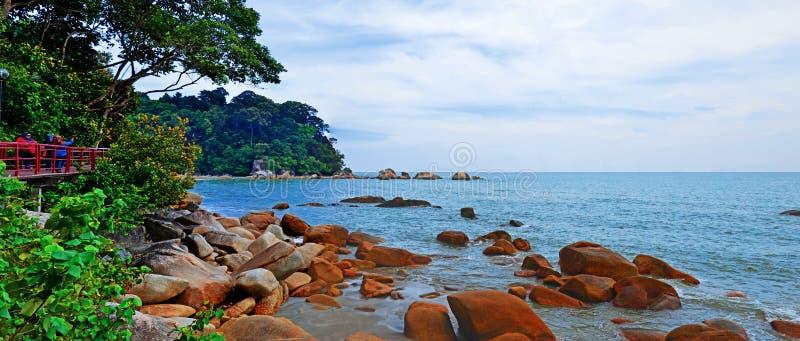 Pantai Telok Cempedak II стоковая фотография