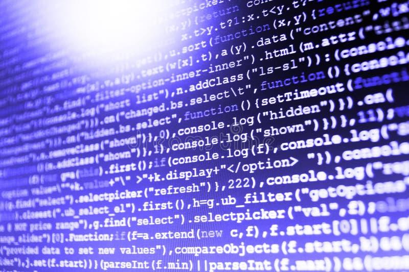 Pantalla del código del Javascript del web que se convierte imagenes de archivo