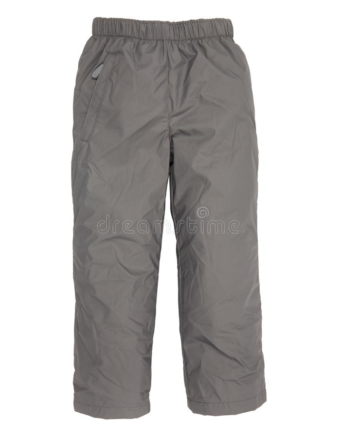 Pantalon chaud photo libre de droits