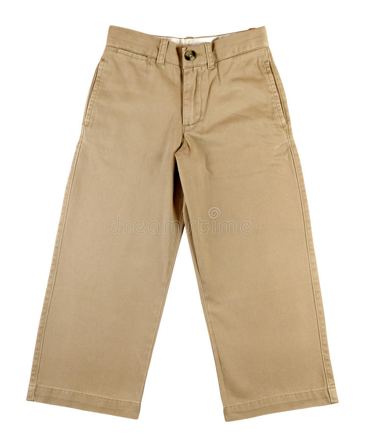 Pantalon de Chino photographie stock