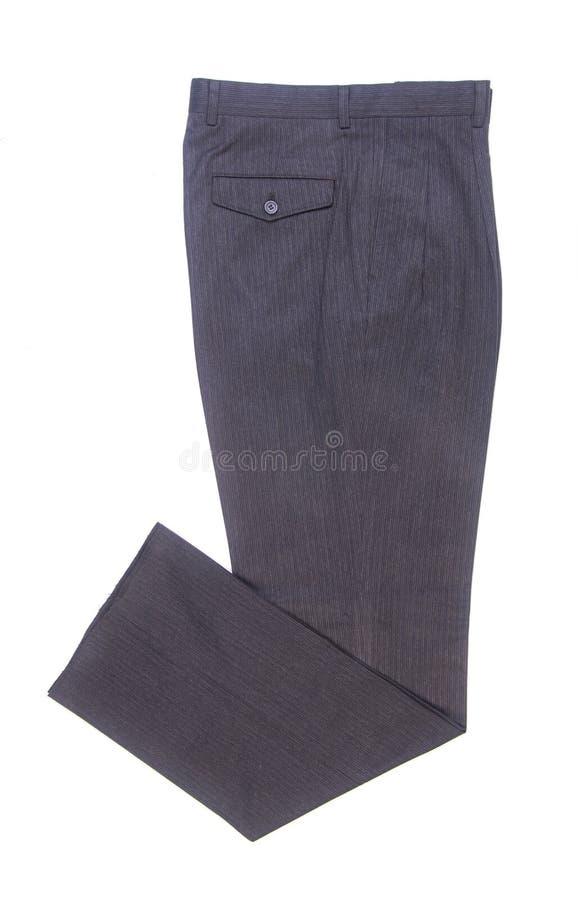 pantalon pantalon d'homme sur un fond photo stock