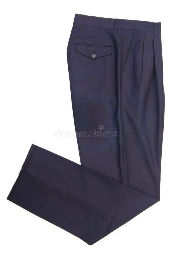 Pantalon, pantalon sur le fond. images stock