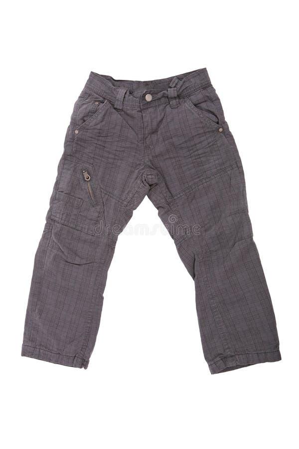 Pantalones de los niños imágenes de archivo libres de regalías