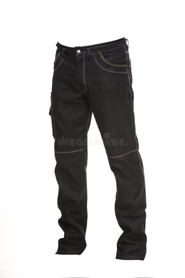 Pantalones De Trabajo Con Fondo Blanco Imagen De Archivo Imagen De Blanco Pantalones 182563759