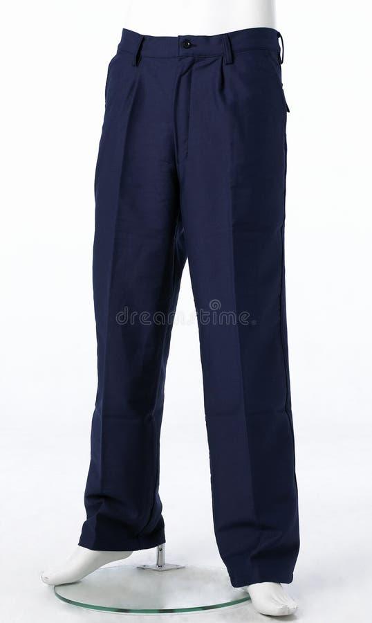 Pantalones del trabajo foto de archivo libre de regalías