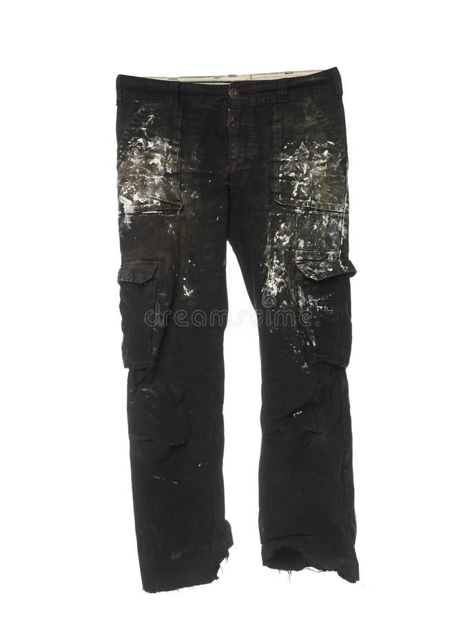 Pantalones Manchados Fotos Libres De Derechos Y Gratuitas De Dreamstime