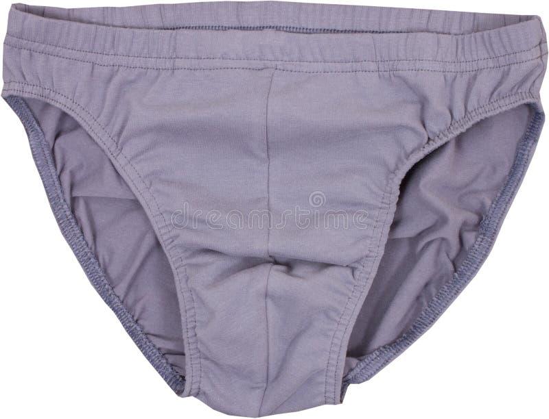 Pantalones masculinos aislados fotografía de archivo libre de regalías